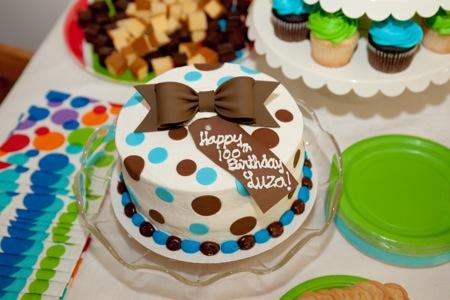 Luza cake