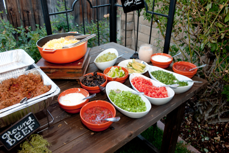 Make-your-own-tostada-bar-toppings