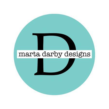 Marta darby designs logo