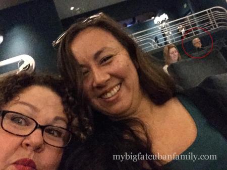 Skywalker-Ranch-theater-George-Lucas-selfie-my-big-fat-cuban-family copy