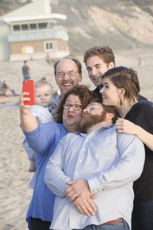 Darby-fam-selfie