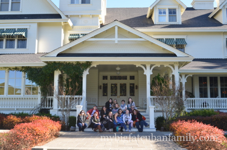Bloggers visit to famed Skywalker Ranch