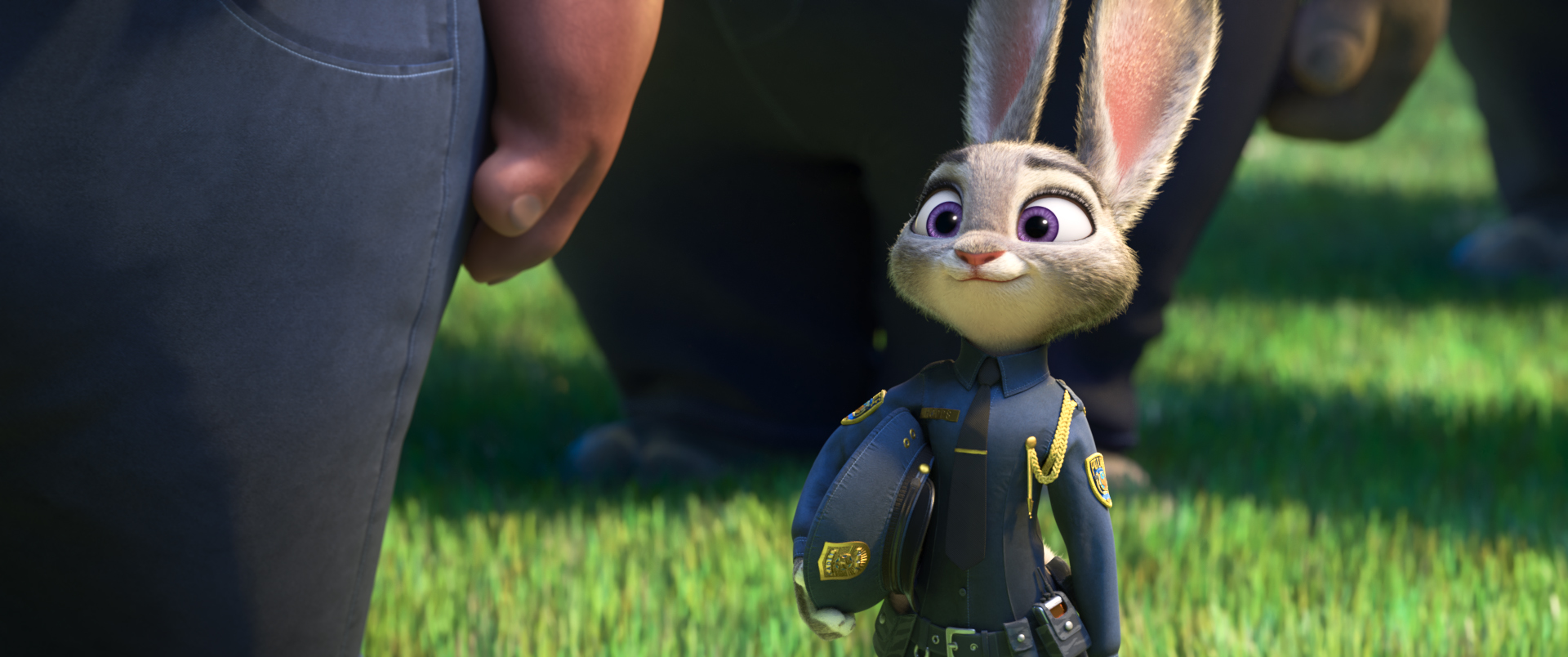 Judy Hopps. Zootopia. Photo courtesy of Disney.