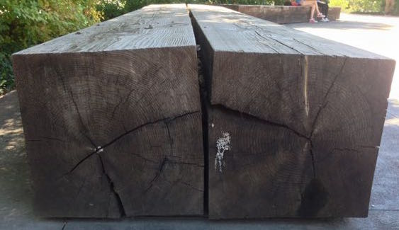4×4 Kiln Dried Lumber