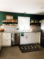 Colorful Vintage + Modern Kitchen Renovation in Tulsa, OK ...