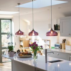 Kitchen Island Lighting Pendants Style Curiousa Purple Retro Jpg