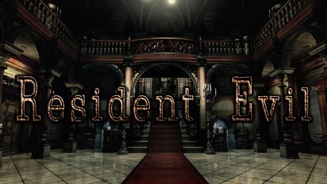Image result for resident evil logo