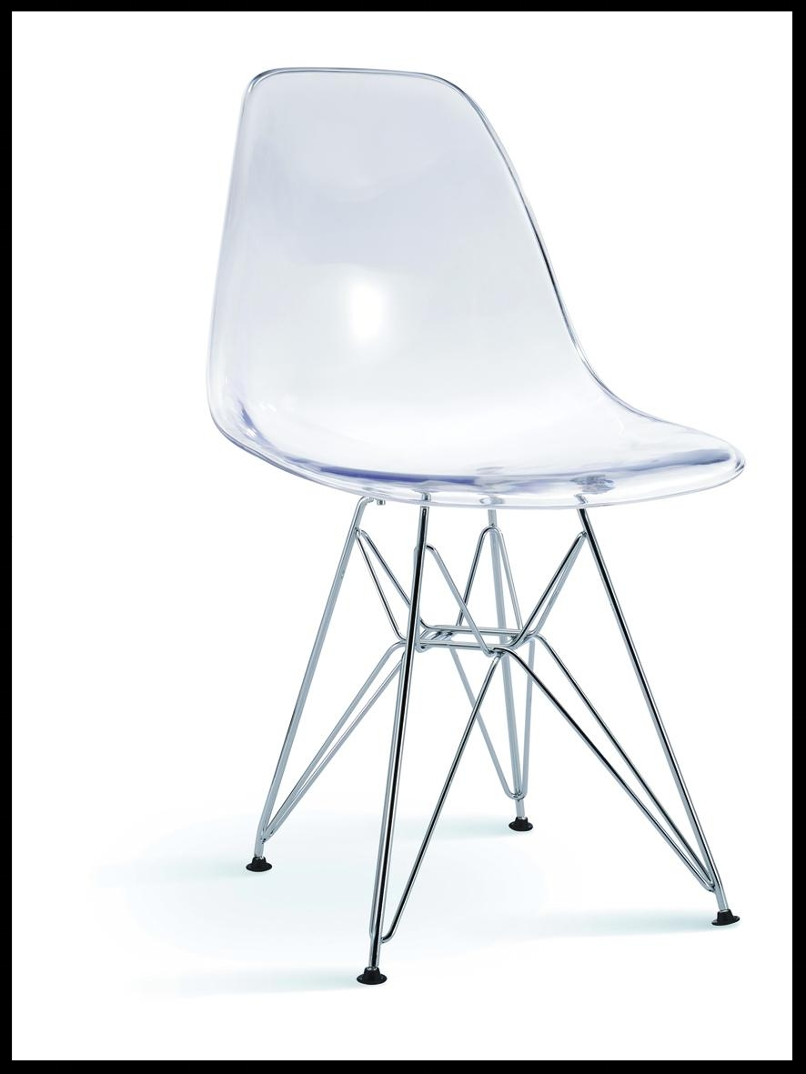 Plastic Clear Chair Plastic Dining Chair Clear