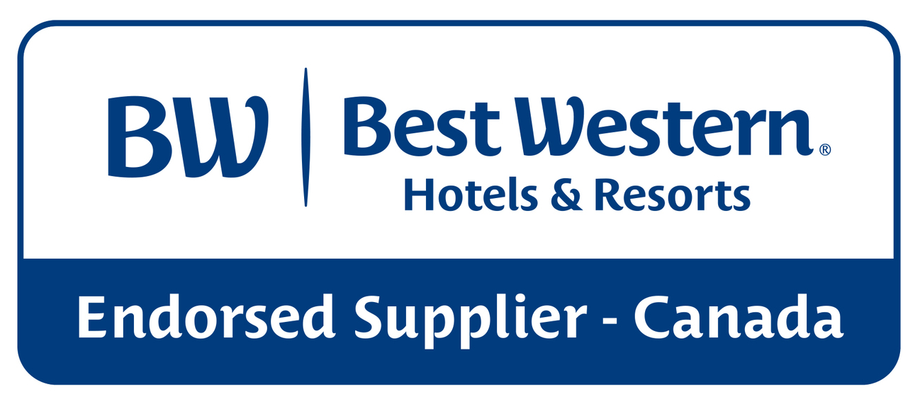 Best Western Logo Products Hotel Amenities