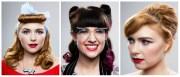 easy rockabilly hair tutorials