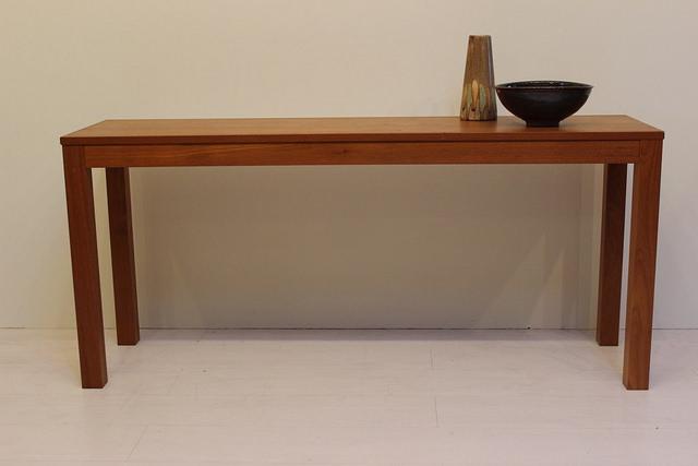 teak sofa table sloane west elm reviews shop atomic pad deja vu trioh console height made in denmark danish mid century modern coffee tables living