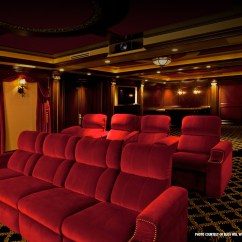 Theatre Room Chairs Black And Cream Dining Fortress Seating