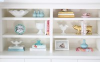 Built-In Bookshelf Decorating Ideas  Tessie Fay