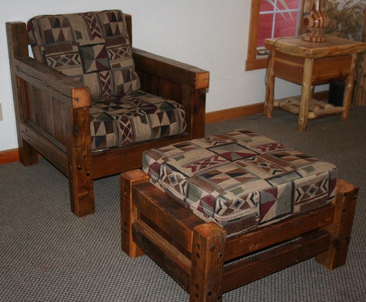 wood living room furniture colors with brown sofa barn chair rustic barnwood