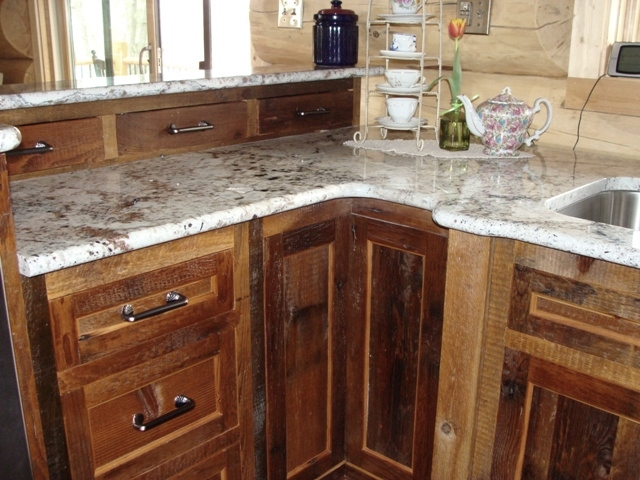 oak kitchen cabinet soapstone counters reclaimed barnwood cabinets barn wood furniture rustic a little bit about our