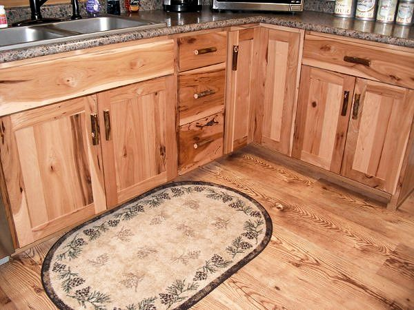 rustic hickory kitchen cabinets amazon faucets a barn wood furniture barnwood and