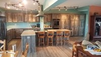 Rustic Kitchen  Barn Wood Furniture
