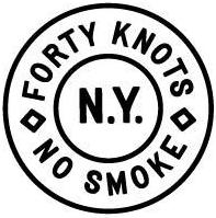 forty knots no smoke