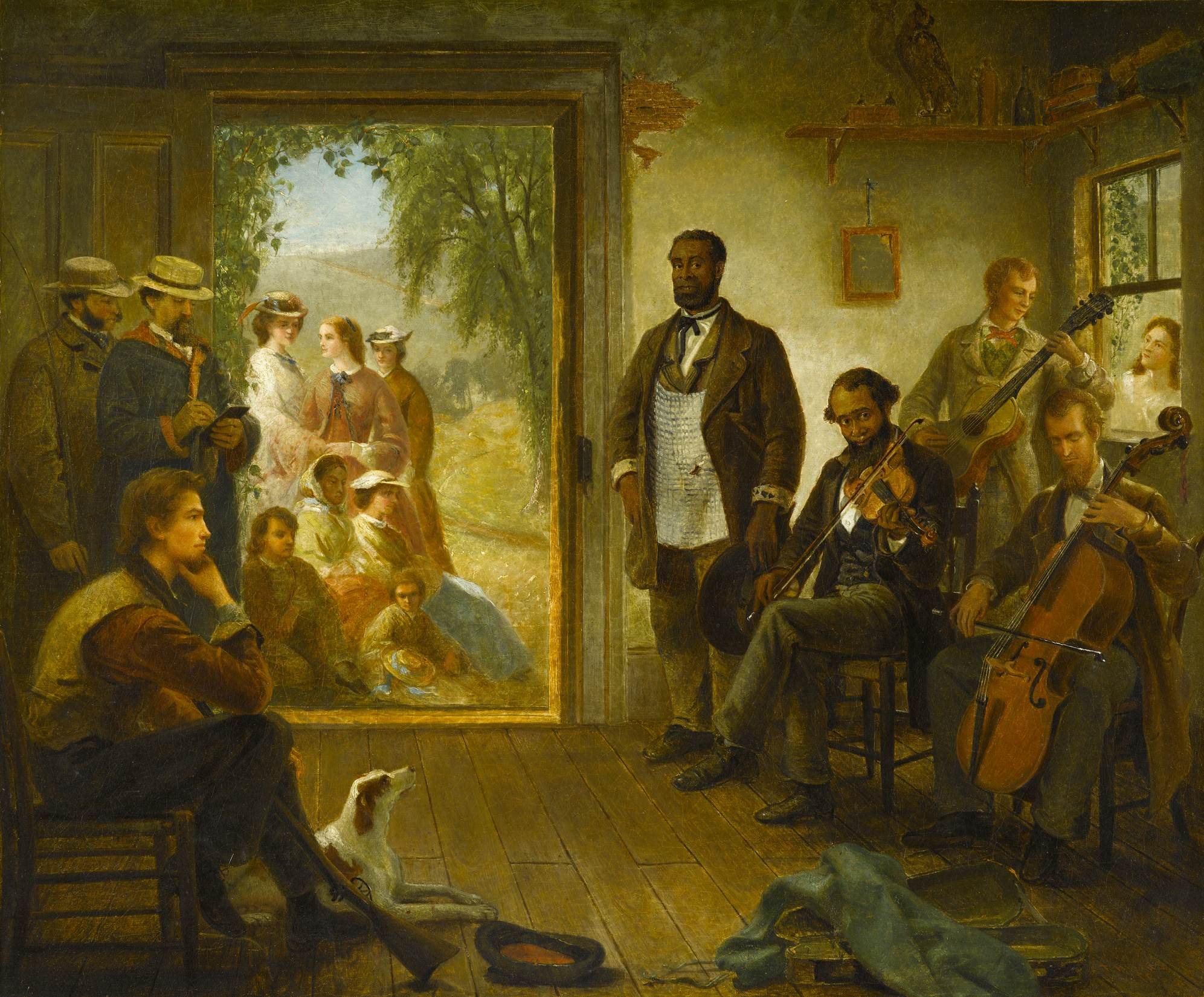 Famous 19th Century American Paintings