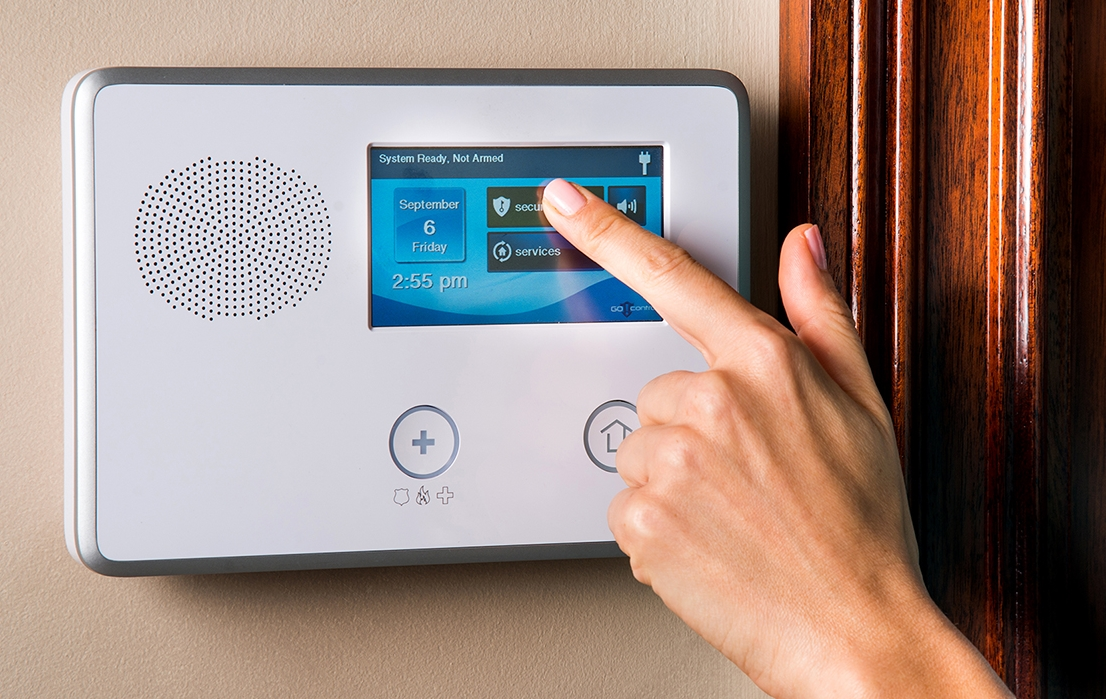 Home Security, Heating & Cooling