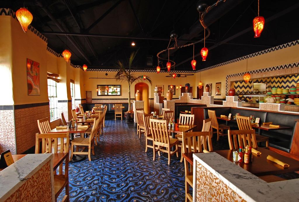 Jeff Shelton Architect Casa Blanca Restaurant