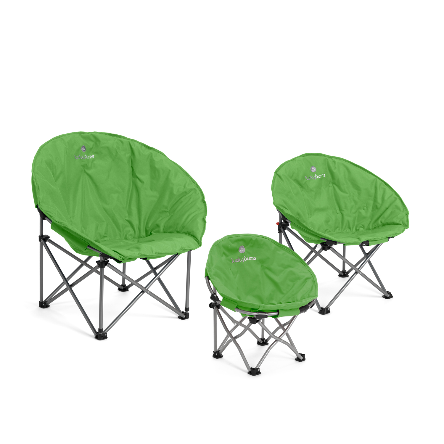 lucky bums camp chair oxo seedling high review moon