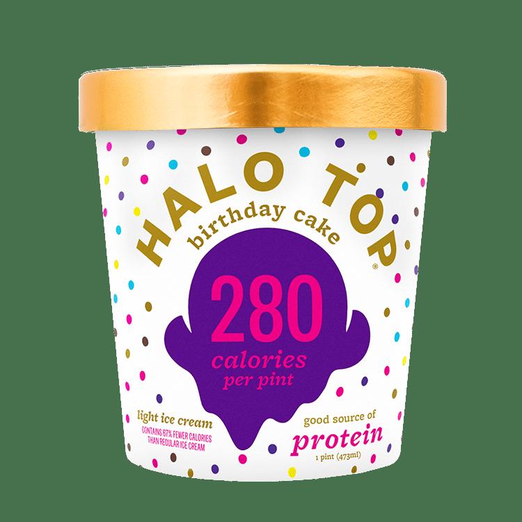 Ice Cream Flavors Halo Top