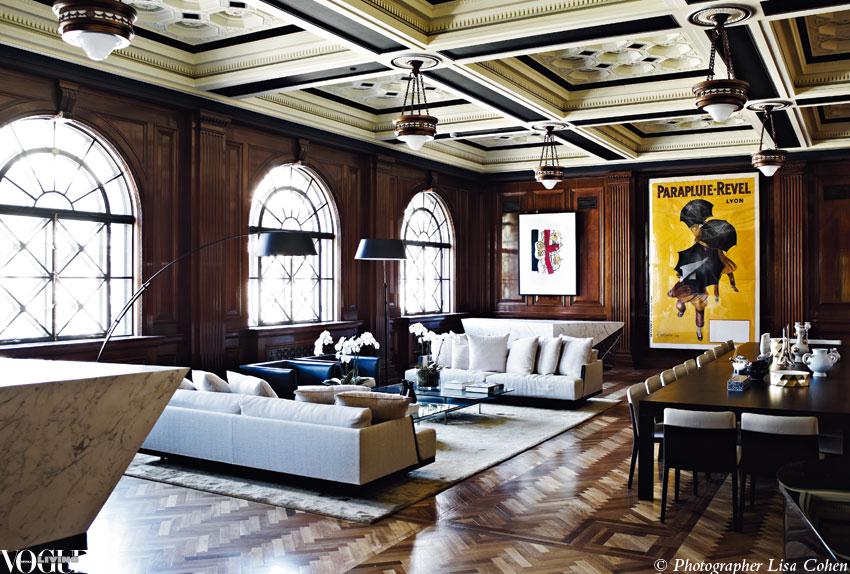 Interiors A Wood Paneled Office Transformed Sukio