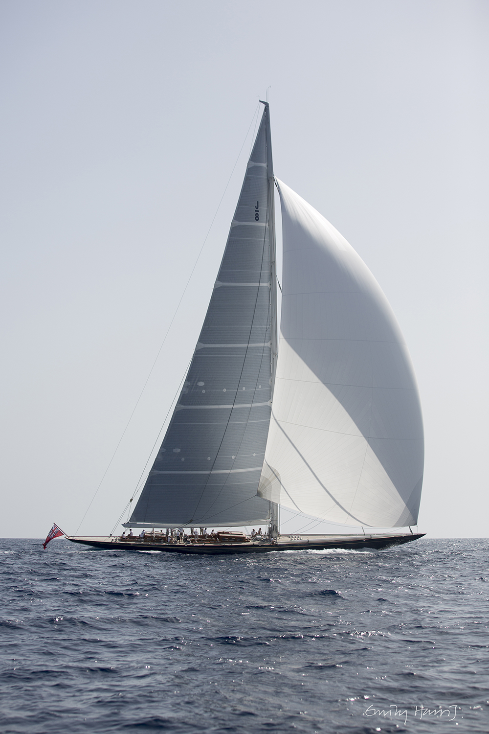 Why J8 Topaz Might Be The Fastest J Class CLASSIC