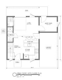 micro home plans - Design Decoration