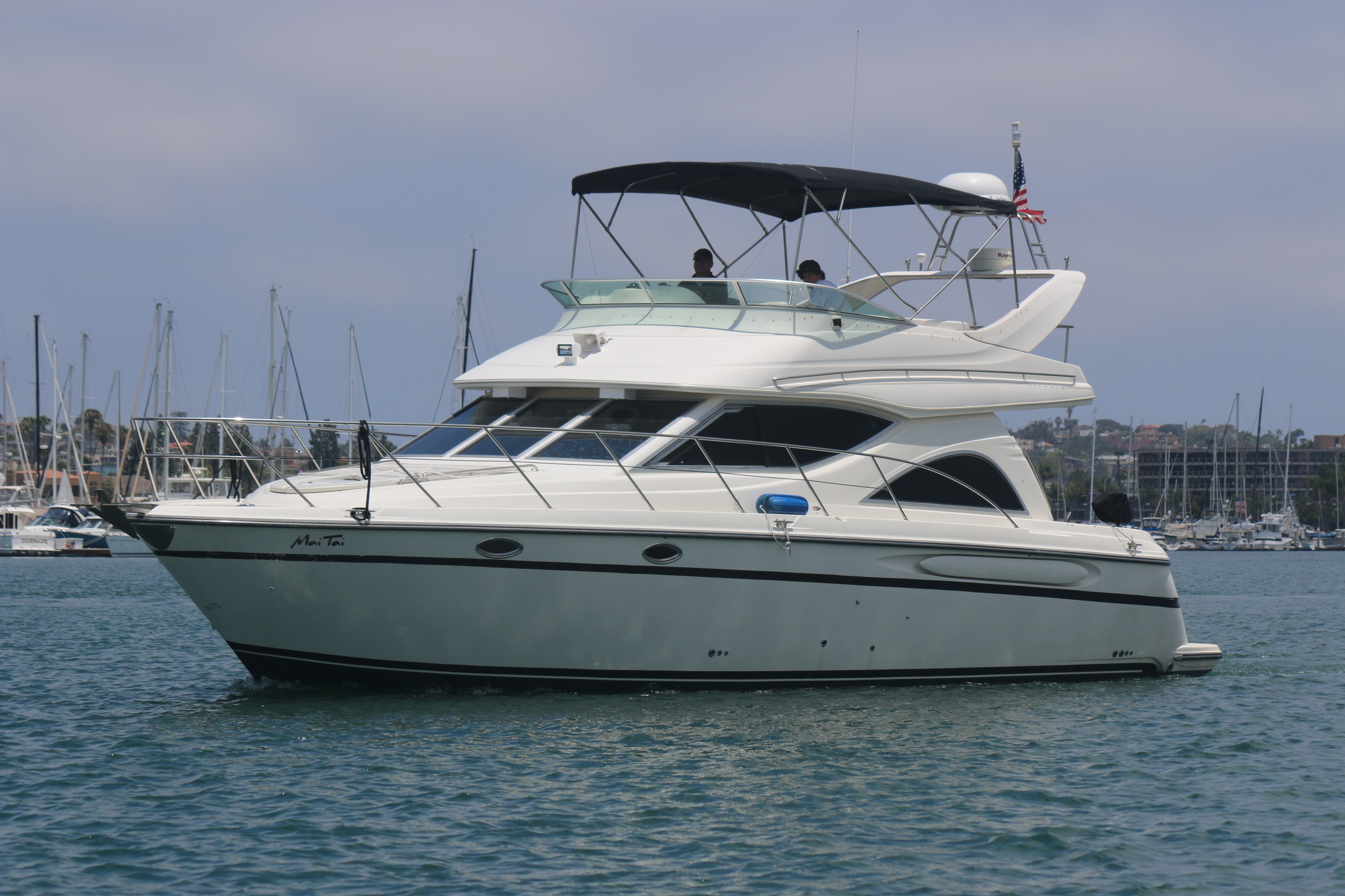 Mai Tai San Diego Yacht Rentals