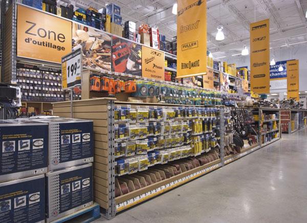 Racking Displays  Waymarc  Racking Shelving