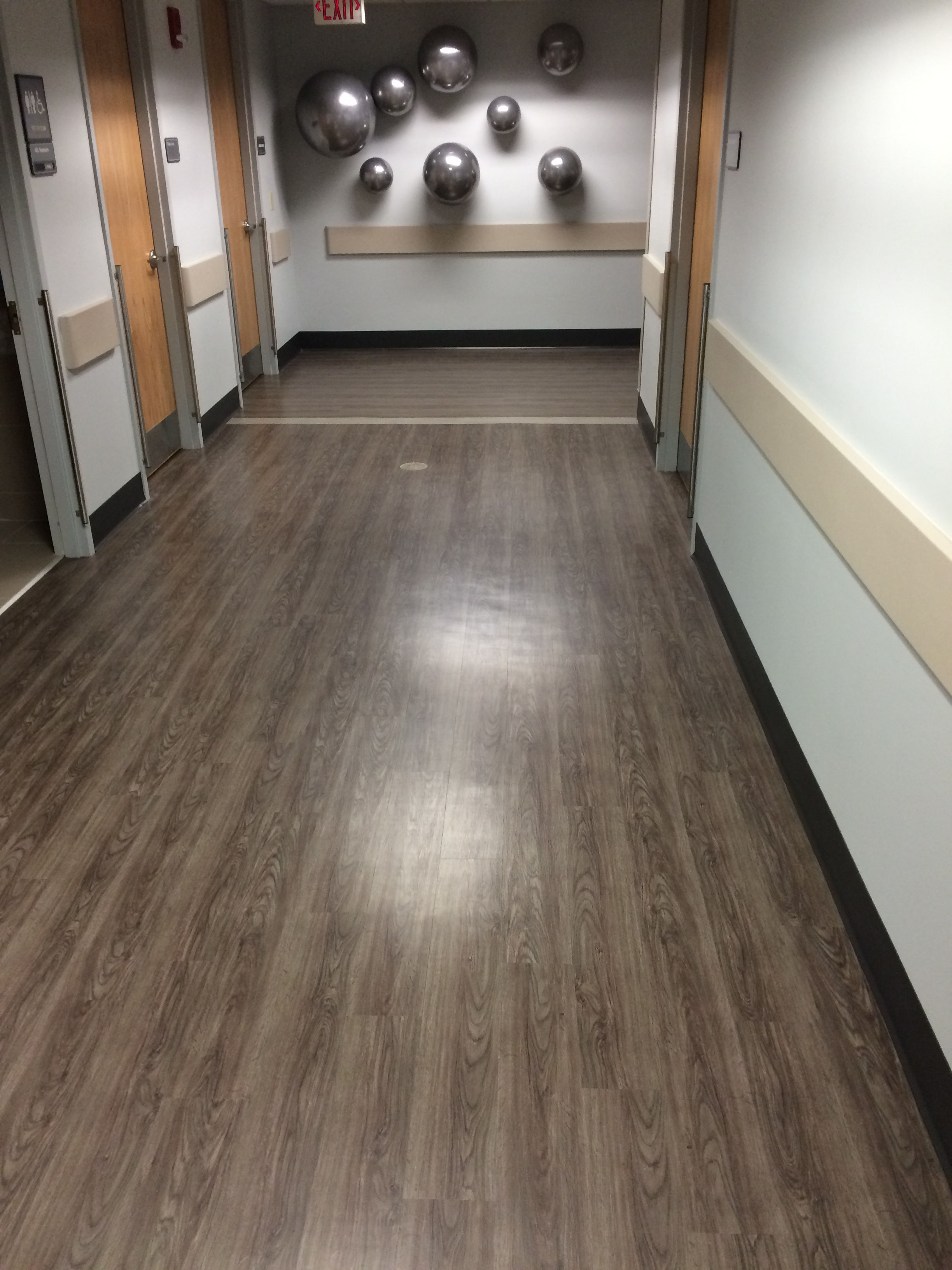 LVT Floors  Specified Solutions