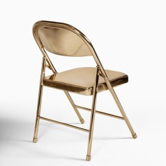 Krueger Folding Chairs Rent Chair Covers Cheap The Unfolding Chilab 1941 Steel By Kruger Metal Products Was Designed With Utility And Economy In Mind Originally Created Excess From