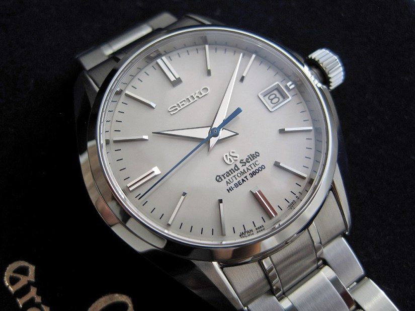 What if I told you that Seiko watches run into the many thousands of pounds - Here's a Grand Seiko SGBH001