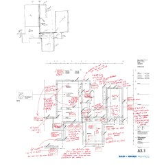 Copyright Architectural Drawings And Diagram Honda Odyssey Fuse Box Allen Maurer Architects Janelle Fillion Later The Drawing Accuracy In Plan Was Tested With Sectional To Not Only Compare Building Elevations Sections But Also Ensure All