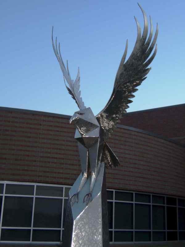 Anderson Metal Sculpture