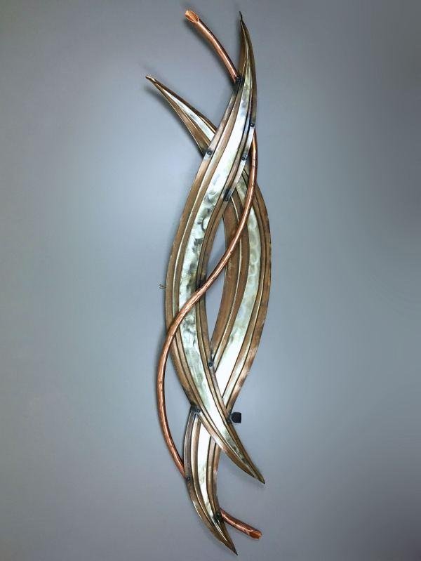 Anderson' Metal Sculpture