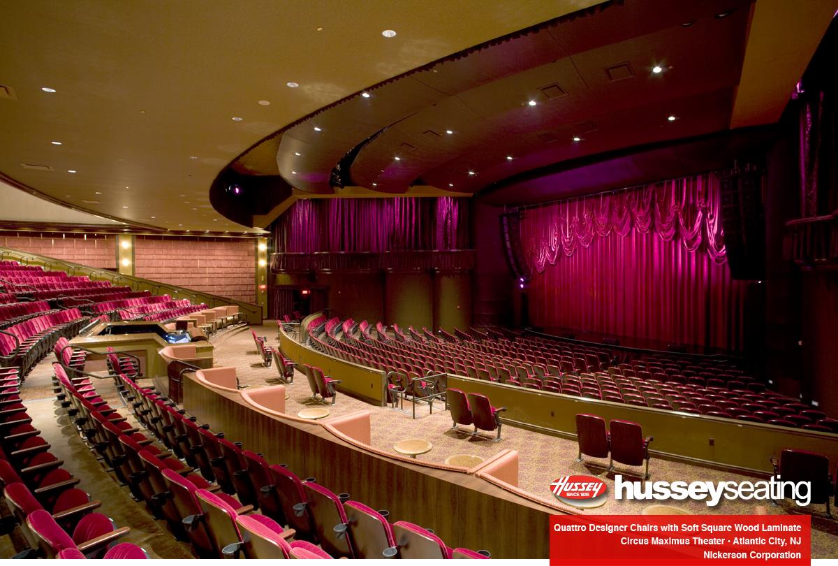 Circus Maximus  Hussey Seating Company