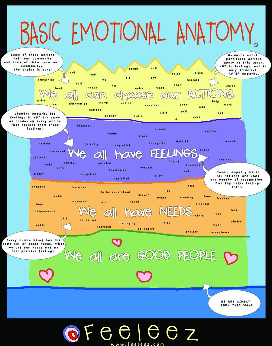 Emotional anatomy chart emotionalstructurepostersmallg also  the center for education rh centerforemotionaleducation