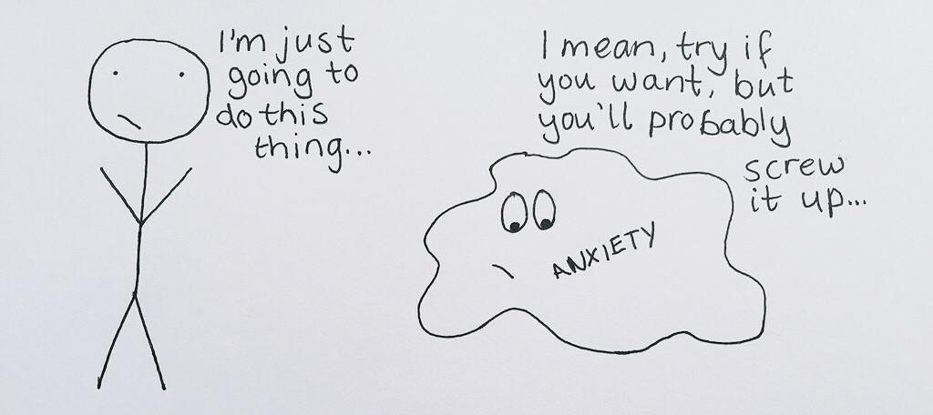 Doodles Vs. Depression — Depression Army