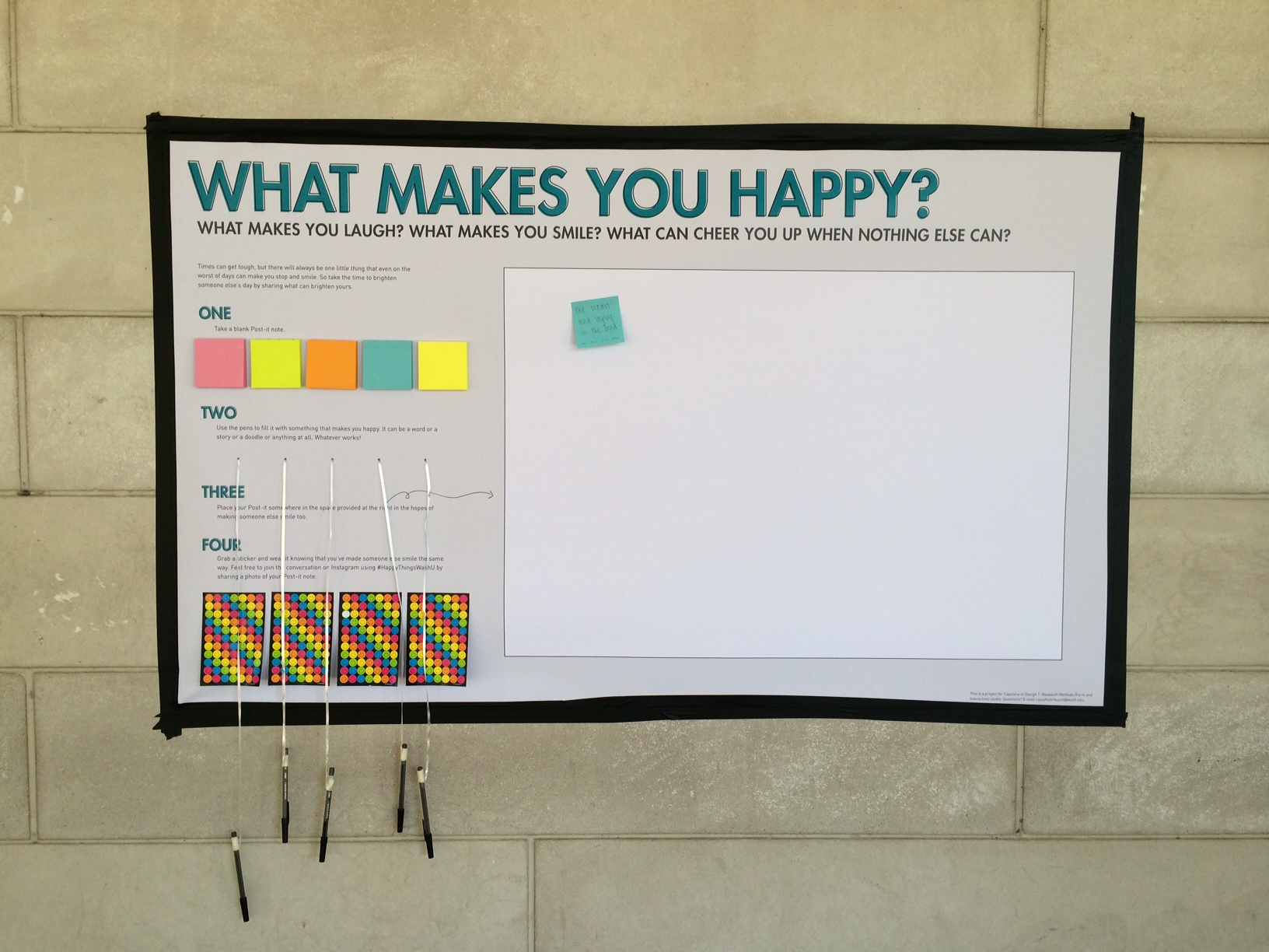 Happy Things WashU — Casey Federbusch
