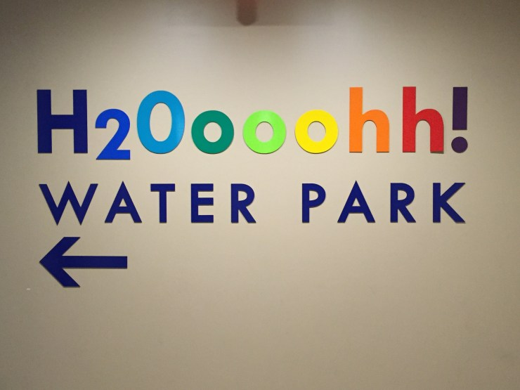 H20ooohh Water Park!