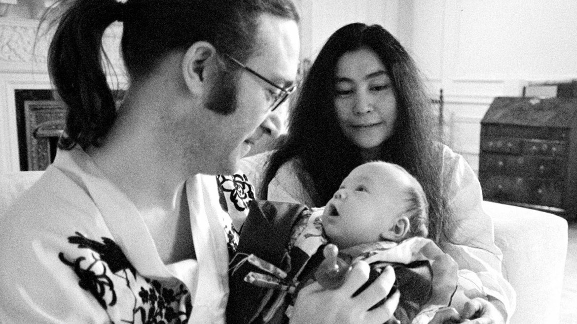 Image result for sean ono lennon baby