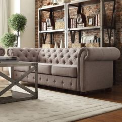 Overstock Sofa Really Cheap The Chesterfield Thedesignbug Ie Com
