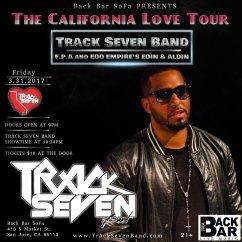 Back Bar Sofa San Jose Ca Craigslist Denver Leather Track Seven Band Live At In On Friday 3 31 17