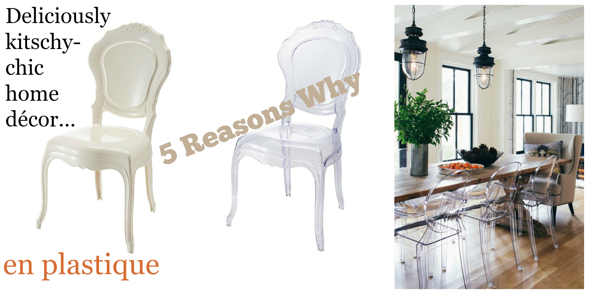 metal dining chairs johannesburg cotton chair covers to buy 5 reasons why plastic is the new chic room tassels are chick as explained by an interior decorator
