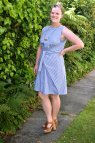 Summer Wrap Dress Pattern