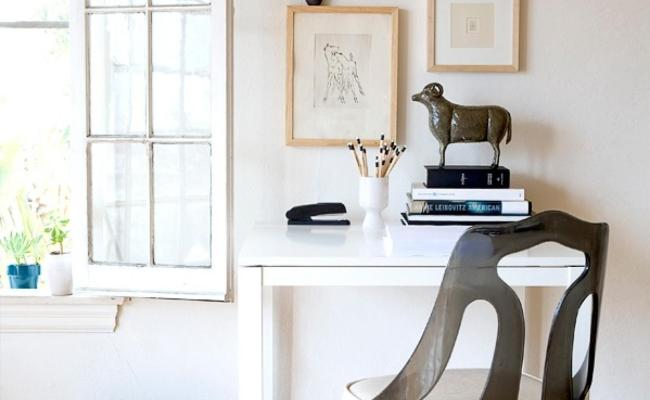 7 Ideas For A Small Home Office Stuart Graham Fabrics