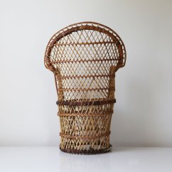 Rattan Peacock Chair Target Kid Chairs Vintage Plant Stand Found By A Prop Stylist